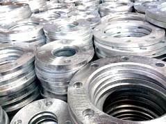 Hot Dipped Galvanized Flange